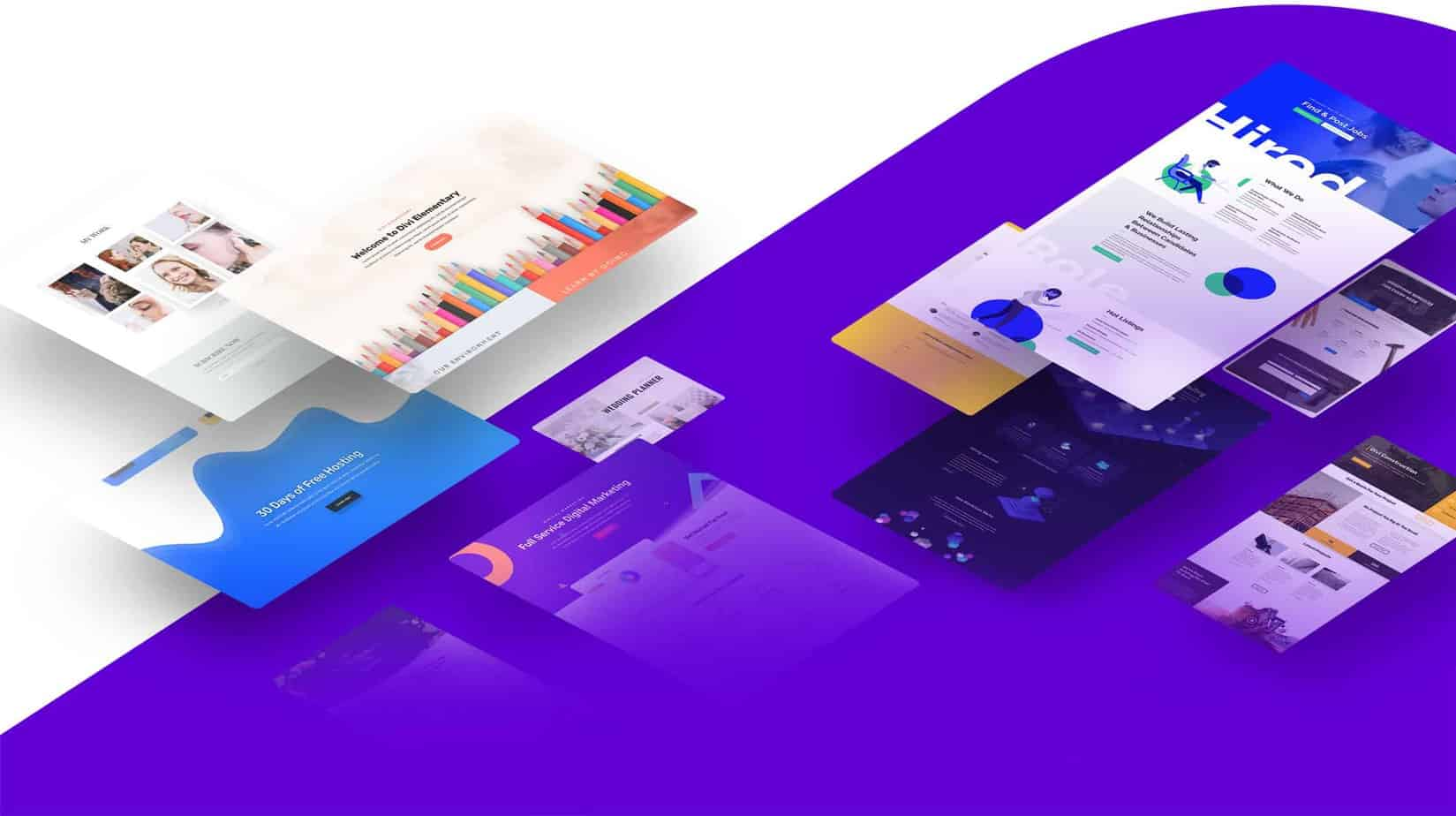 Divi Theme Builder Best WordPress Builders 2020
