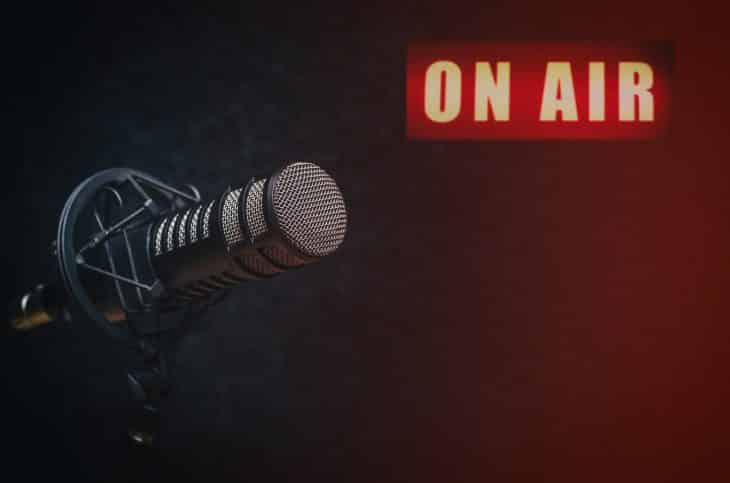 Live Podcast Postcast On Air 2020